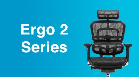 เก้าอี้เพื่อสุขภาพ เก้าอี้สุขภาพ Ergo 2 series