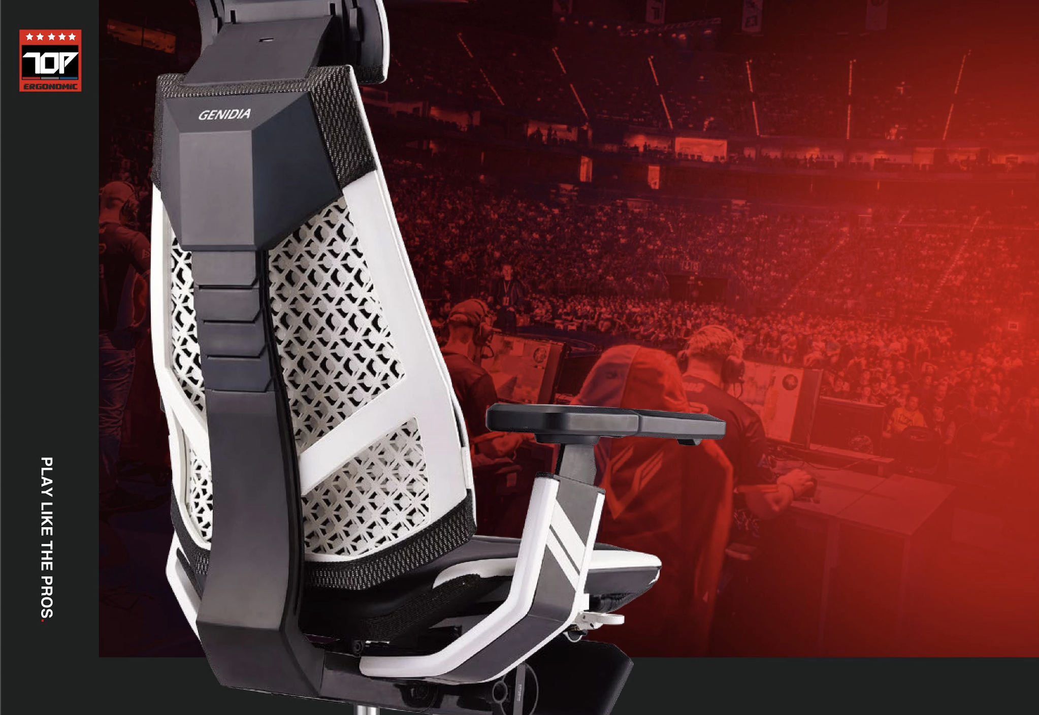 เก้าอี้เกมมิ่ง เก้าอี้สุขภาพ MARS Gaming Chair